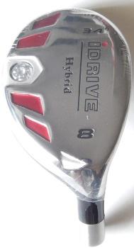 New Integra I-Drive Hybrid Golf Club