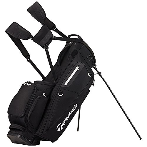 TaylorMade Flextech Golf Bag Black