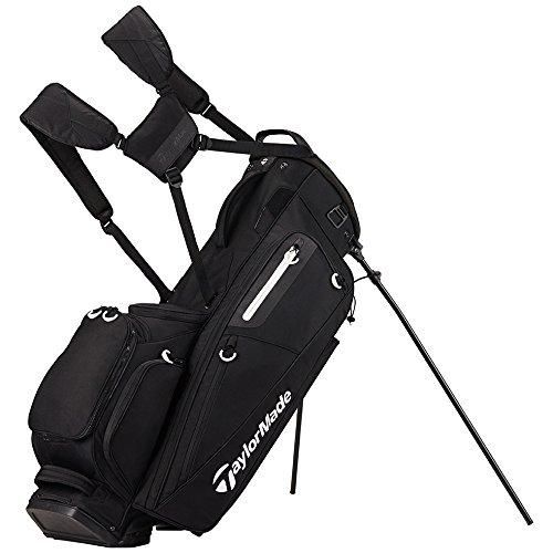 TaylorMade Flextech Golf Bag Black