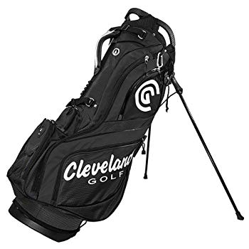 Cleveland Golf Male Cg Stand Bag, Black
