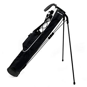 Knight Orlimar Pitch & Putt Golf Lightweight Stand Carry Bag, black