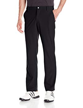adidas Golf Ultimate Regular Fit Pants 2830 Black Color:Black