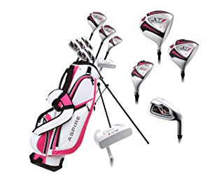 Aspire X1 Ladies Womens Complete Right Handed Golf Clubs