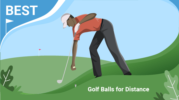 best golf balls distance