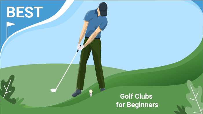 beginners golf clubs
