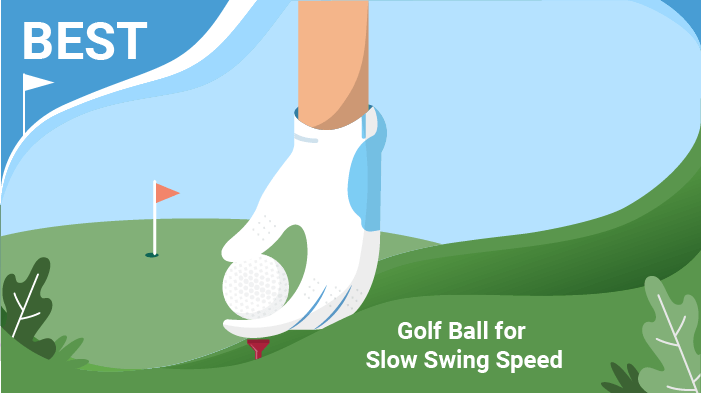 golf ball slow swing speed